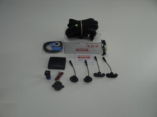 sensor estacionamento etios sedan original