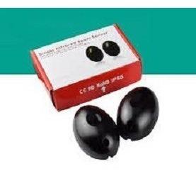 sensor fotocelula porton electrico 15 mts 12-24v