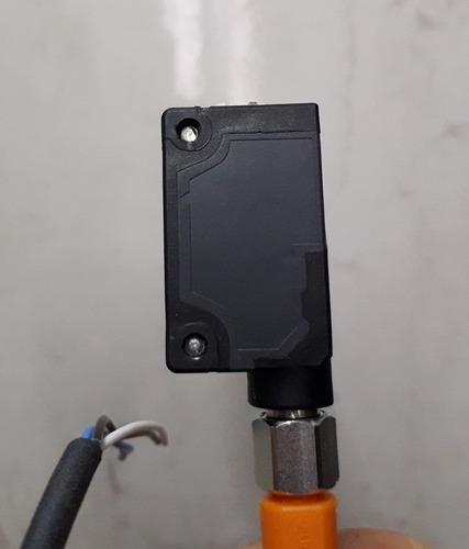 sensor fotoelectrico miniatura 24-12vdc datalogic pnp