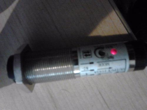 sensor fotoeléctrico sick optex 12-24v dc, vt180-p410
