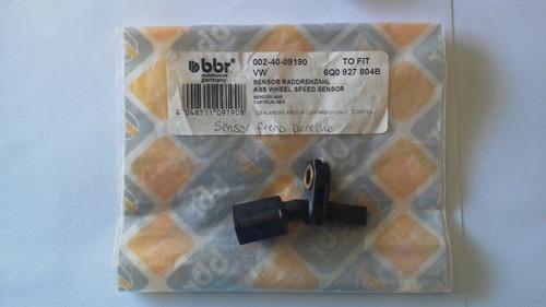 sensor freno derecho fox polo*