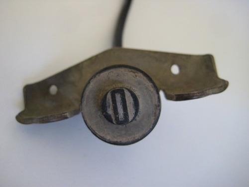 sensor frenos abs trasero izquierdo honda crv 1998  dañado