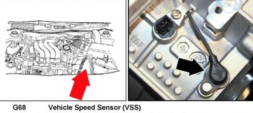 sensor g68 de velocidad caja 01m vw bora new beetle skoda
