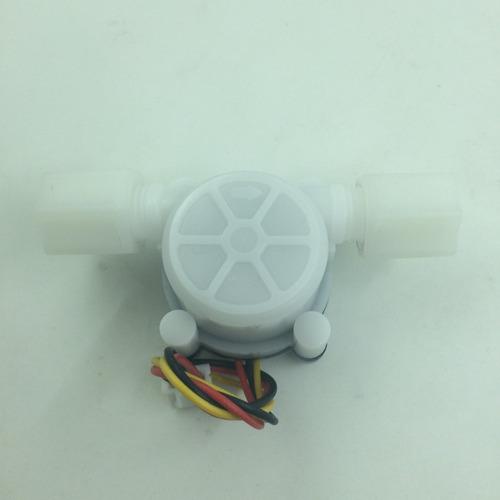 sensor hall medidor fluxo água 1/4 0.3-6l/min yf-s402