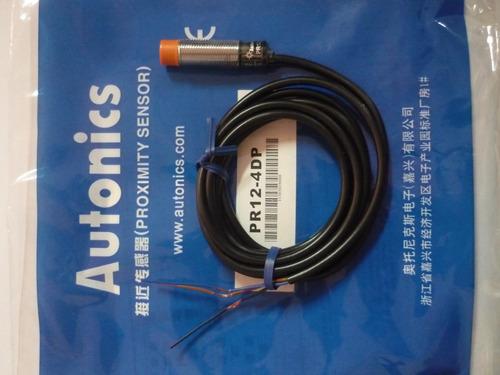 sensor inductivo 12mm autonics
