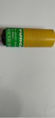sensor inductivo de proximidad ni10-k20-ap6x