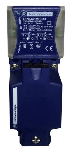 sensor inductivo telemecanique sn 15mm xs7c4a1mpg13