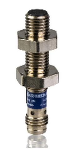 sensor indutivo m08 1224vcc m8; telemecanique; xs108b3pam8