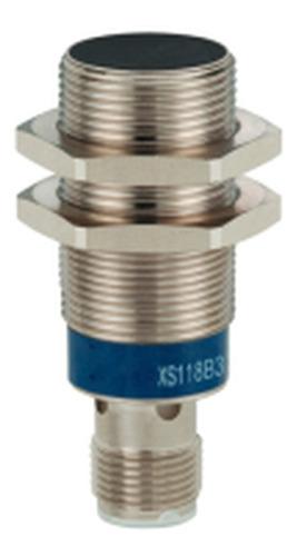 sensor indutivo m18 1224vcc m12; telemecanique; xs118b3pam12