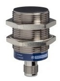 sensor indutivo m30 1224vcc pnp na faceado conector m12; schneider xs130b3pam12