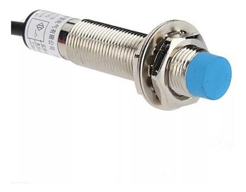 sensor indutivo pnp 6/36v-n.aberto / 12mm/ detecção 4mm