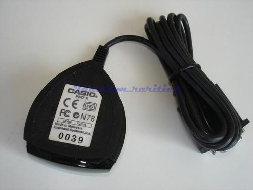 sensor infra vermelho pad-2 casio - usado nao testado