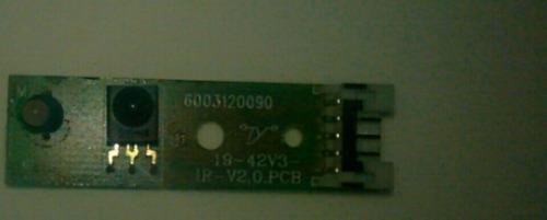 sensor infrarrojo para tv led de 32 modelo e019-tled32