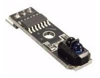 Sensor Infrarrojo Seguidor De Linea Tracker Ir Tcrt5000 Mona