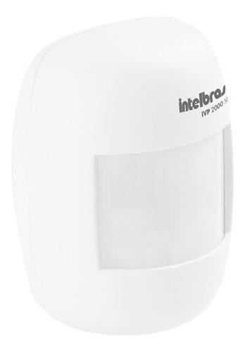 sensor intelbras ivp 2000 sf - infravermelho passivo sem fio