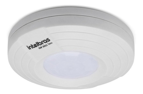 sensor intelbras ivp 3011 teto infravermelho passivo p/ teto