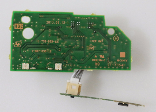 sensor ir sony n/p:  1-887-320-31 modelo kdl-46w950a