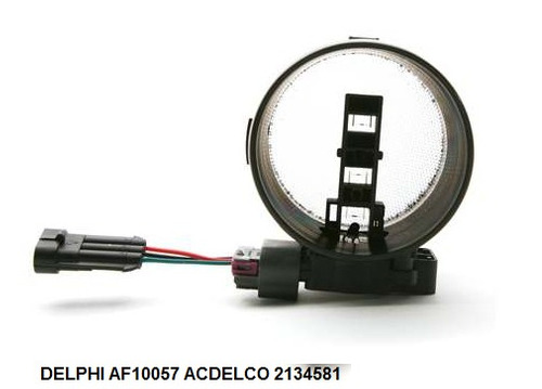 sensor maf chevrolet pickup series c / k 1996 - 2000 nuevo!!