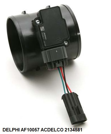 sensor maf chevrolet suburban series c / k 1996 - 1999