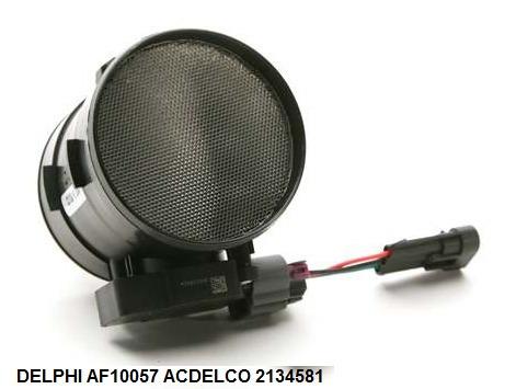 sensor maf chevrolet tahoe 5.7l v8 1996 - 2000 nuevo!!!