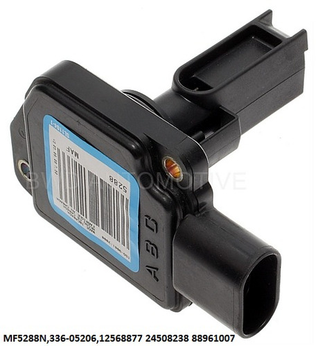 sensor maf pontiac bonneville 3.8l v6 1999 - 2005 nuevo!!!