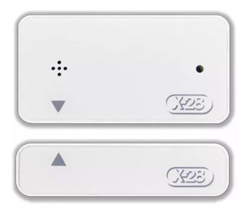 sensor magnético inalámbrico smagbw blanco x28 - tofema