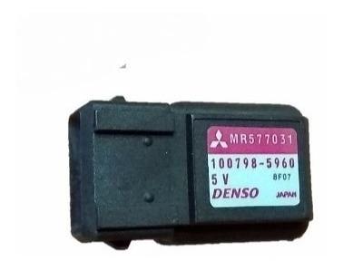 sensor map boost mitsubishi montero l200