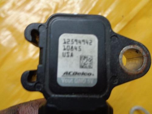 sensor map da caixa de filtro de ar da captiva 3.0 v6 2011