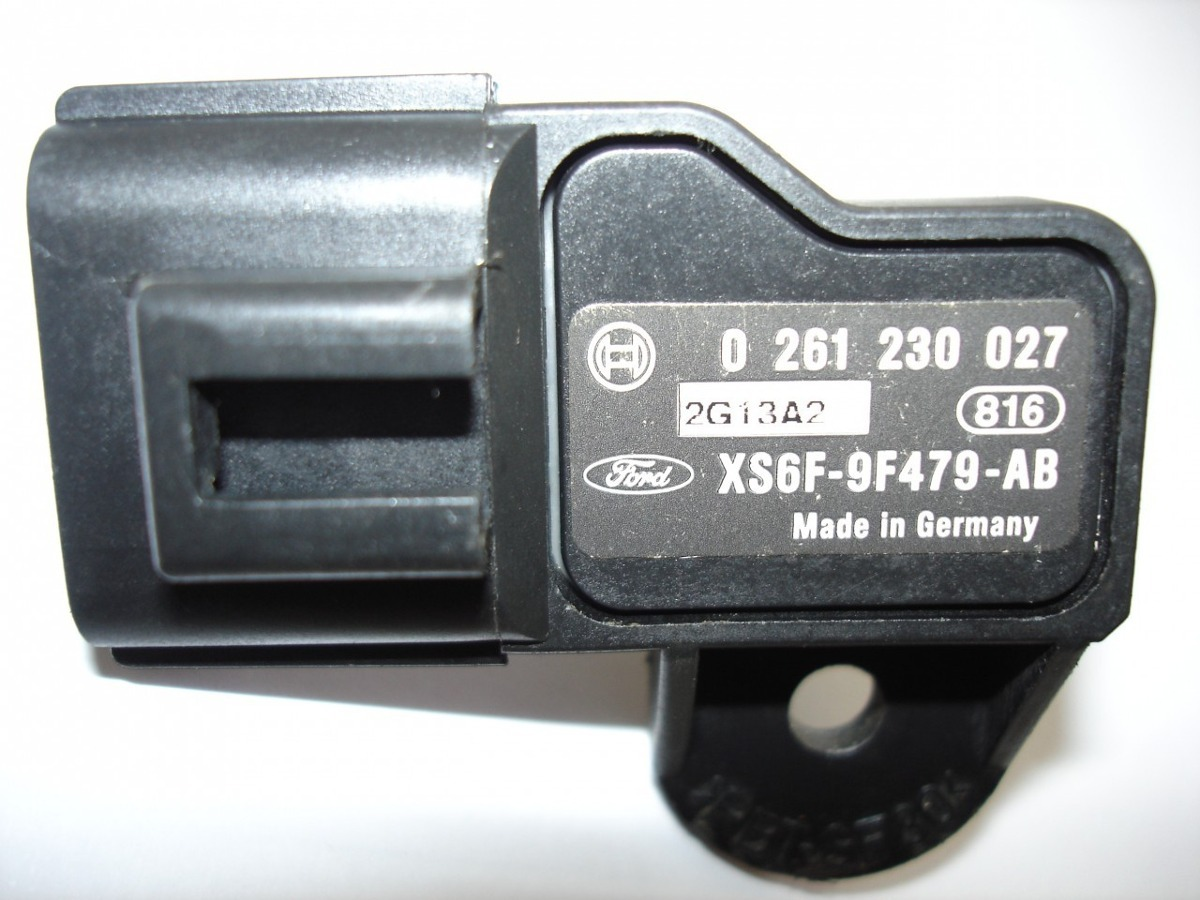 Sensor Map Ford Fiesta Power 1 6 2004-2008