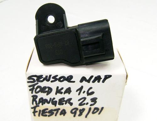 sensor map ford ka 1.6 fiesta 1.3 98/01 ranger 2.3
