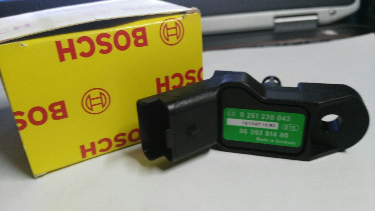 Sensor Map Maf Peugeot Original Bosh D Nq Np Mlm F on Peugeot 206 Map Sensor