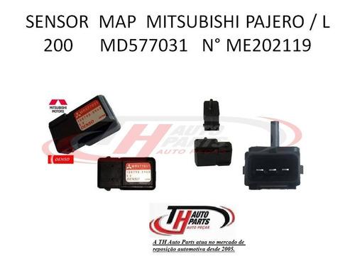 sensor  map  mitsubishi pajero / l 200      md577031