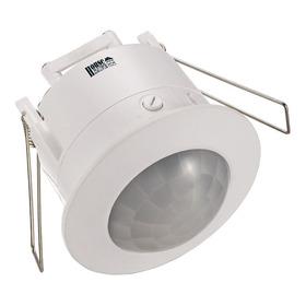 Sensor Movimiento 360° House Safe Empotrado Con Regulador