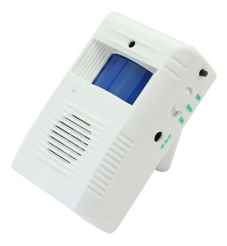 sensor movimiento alarma para tu local o casa chileclick