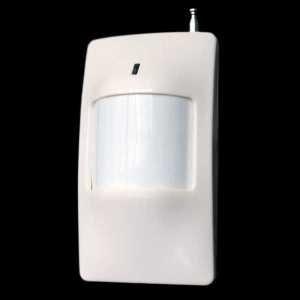 sensor movimiento inalámbrico antimascota alarmas gsm casa