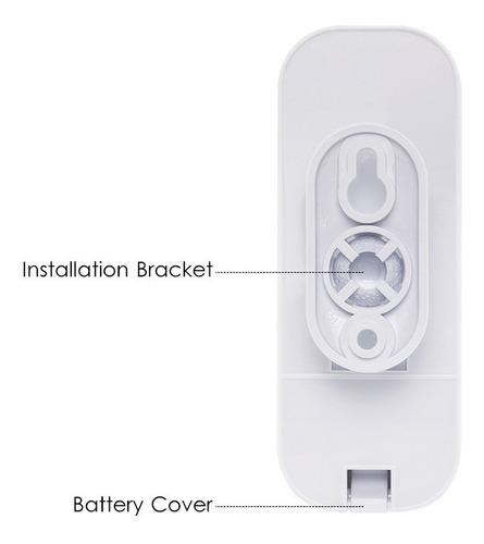 sensor movimiento infrarrojo para alarma 433 pir inalambrico