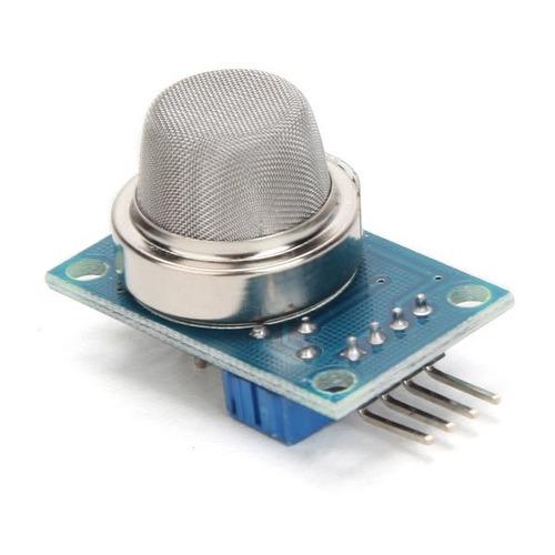 sensor mq6 arduino raspberry