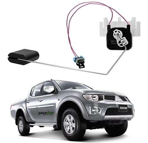 sensor nível boia combustível l200 triton 3.5 v6 24v flex ds