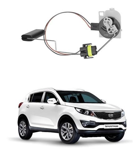sensor nivel combustível sportage 2.0 16v 2011 a 2015 flex
