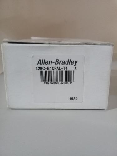 sensor optico allen bradley 42bc-bicral-t4