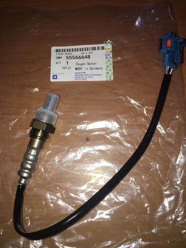 sensor oxigeno chevrolet cruze banco 2 original