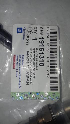 sensor oxigeno corsa un cable gm