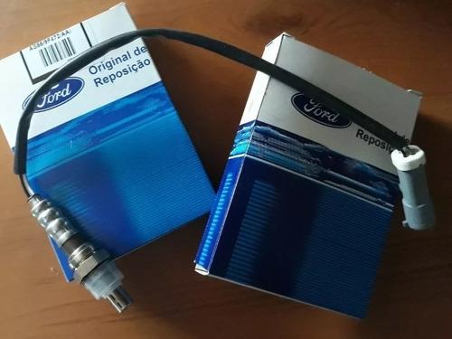 sensor oxigeno fiesta power max move original ford garantia