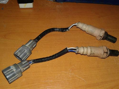 sensor oxígeno par)