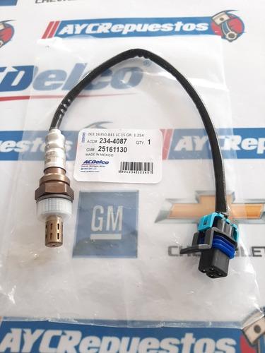 sensor oxigeno silverado trailblazer colorado (cnh) acdelco