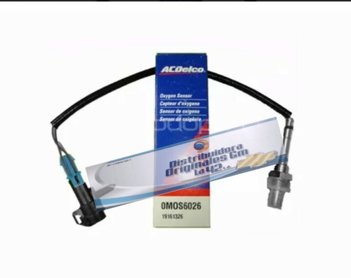 sensor oxigeno trailblazer original