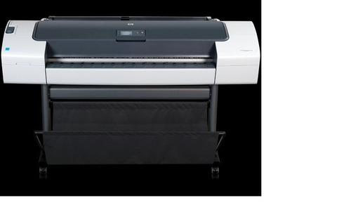 sensor papel designjet t610