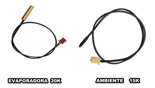 sensor para aire acondicionado (combo x 2) 15k 20k