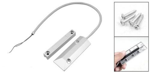 sensor para puerta metalica inalambrico casa negocio oficina