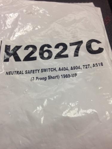 sensor pare neutro para caja aut. a404 a518